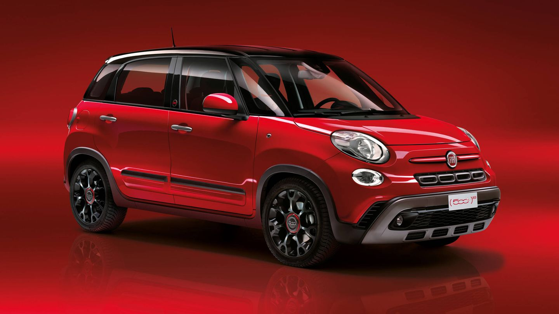 El último es el (500L)RED, también con dos opciones de combustible, gasolina o diésel, pero ambos con 95 CV de potencia.