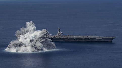 Una prueba con explosivos de la Marina de EEUU provoca un seísmo de 3.9