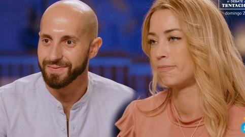 Mayka y Pablo entierran el hacha de guerra con un detalle inesperado