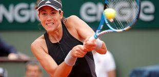 Post de Muguruza arrasa a Sharapova y ya está en semifinales de Roland Garros