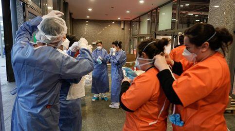 El Supremo dice que Sanidad lesionó los derechos de los médicos por la falta de EPIS