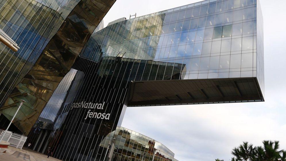 Foto: Fachada de la sede corporativa de Gas Natural Fenosa en Barcelona. (EFE)