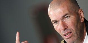 Post de Zidane está dispuesto a perder el señorío si siguen las acusaciones de una Liga amañada