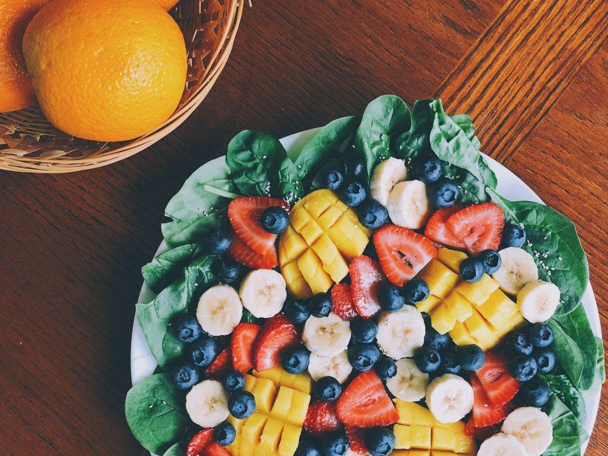 Foto: Trucos para aumentar la cantidad de fruta que comemos al día. (Rebecca Hansen para Unsplash)