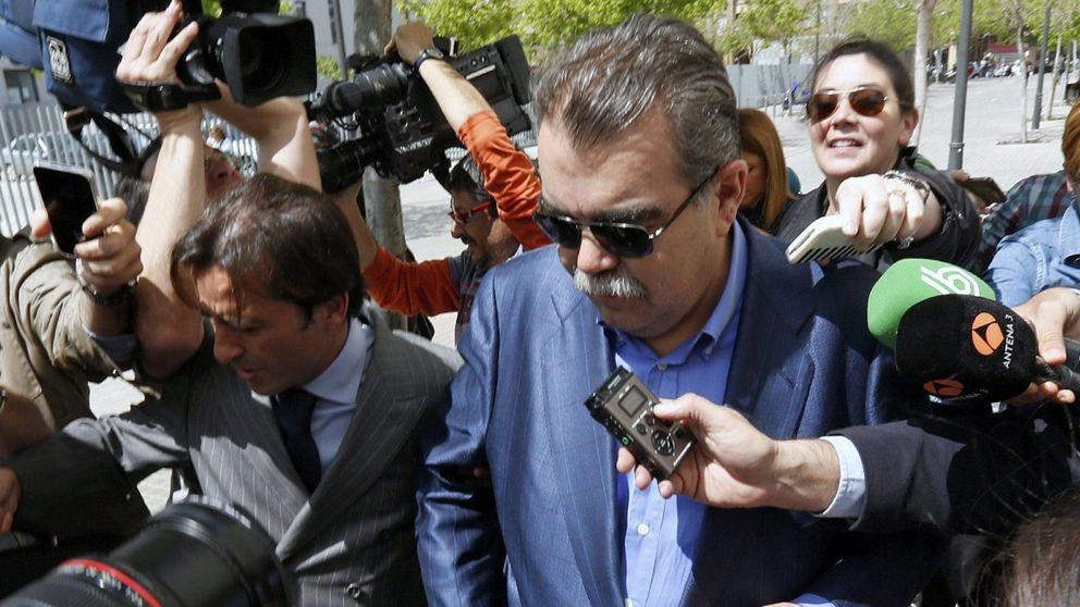 Juan Soler es acusado de intentar secuestrar a Vicente Soriano