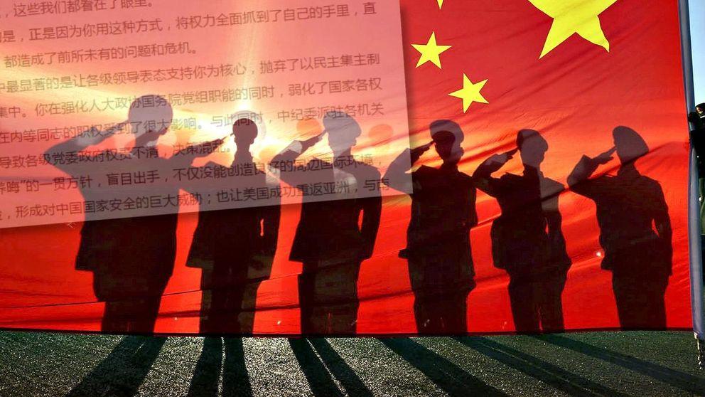 La carta que ha desatado una nueva ola de represión en China