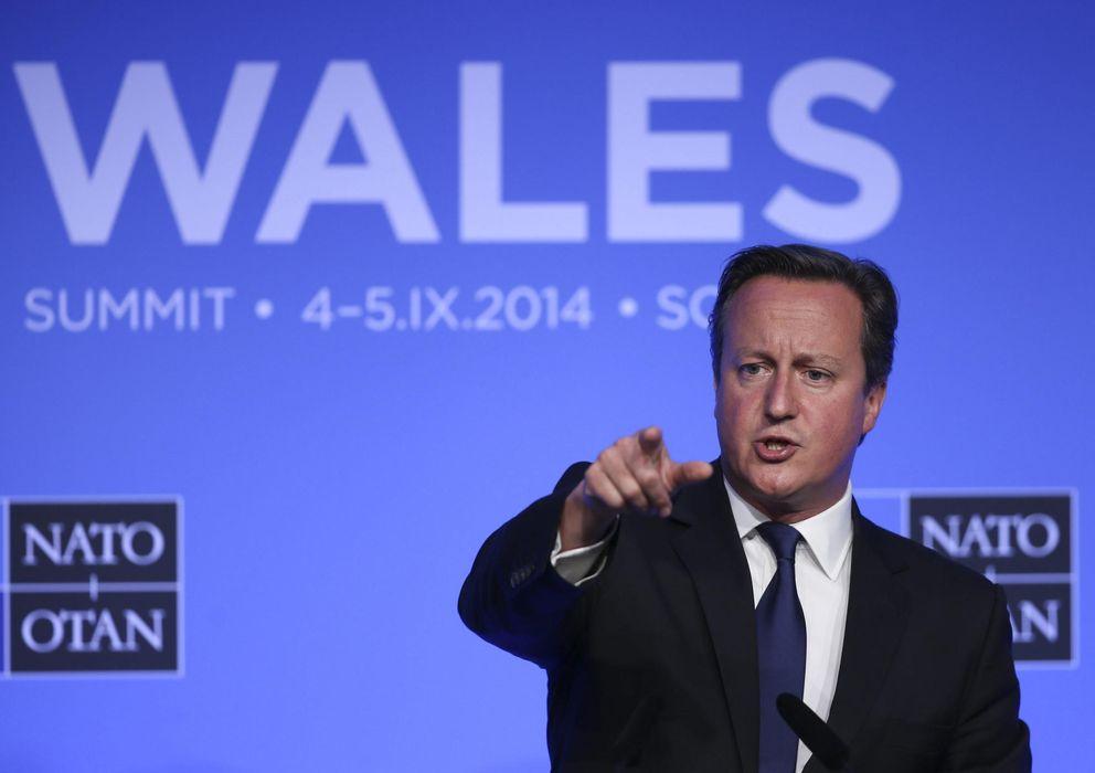 Foto: El primer ministro del Reino Unido, David Cameron (EFE)