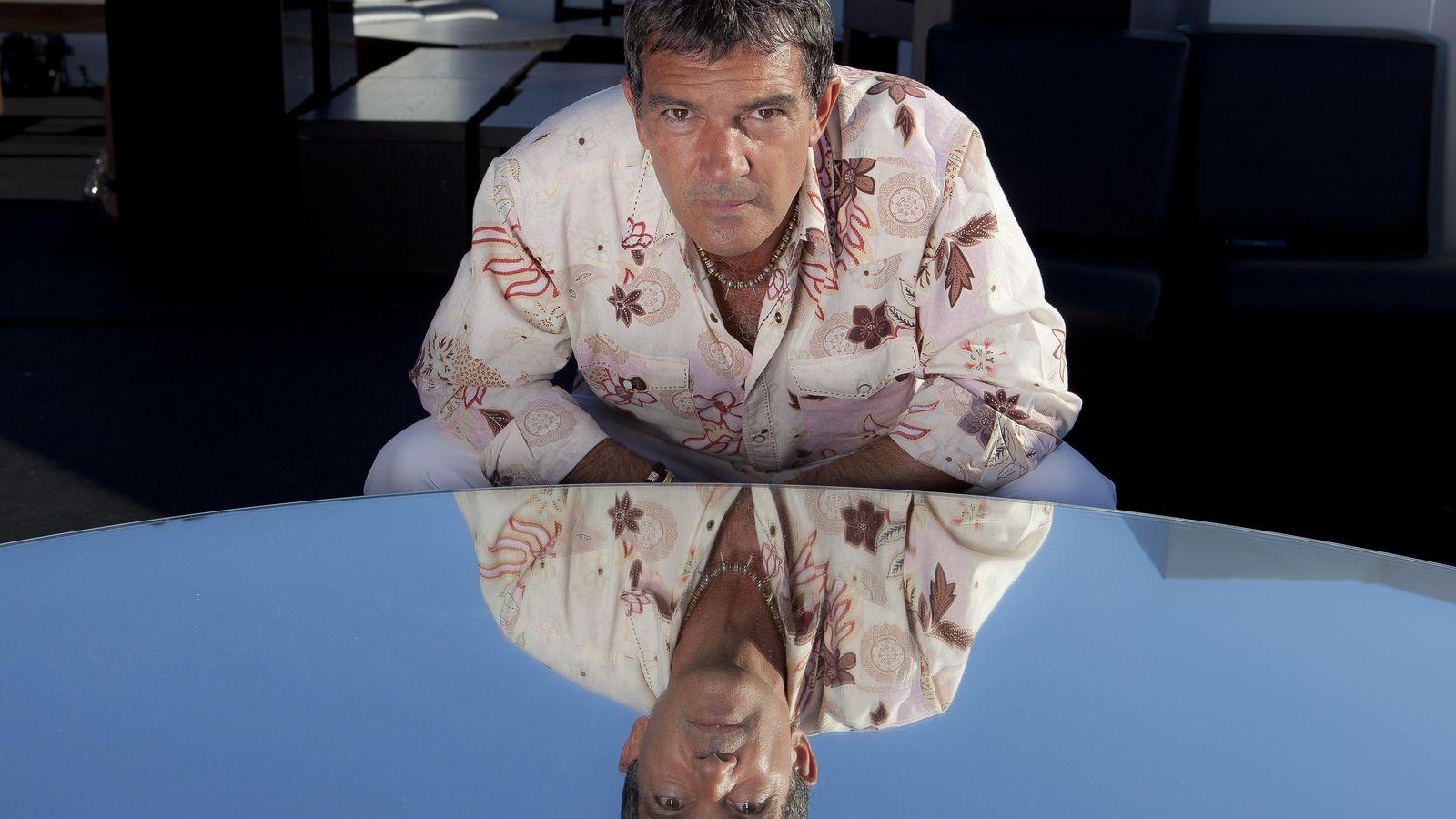 Foto: Antonio Banderas en una imagen de archivo (Gtres)