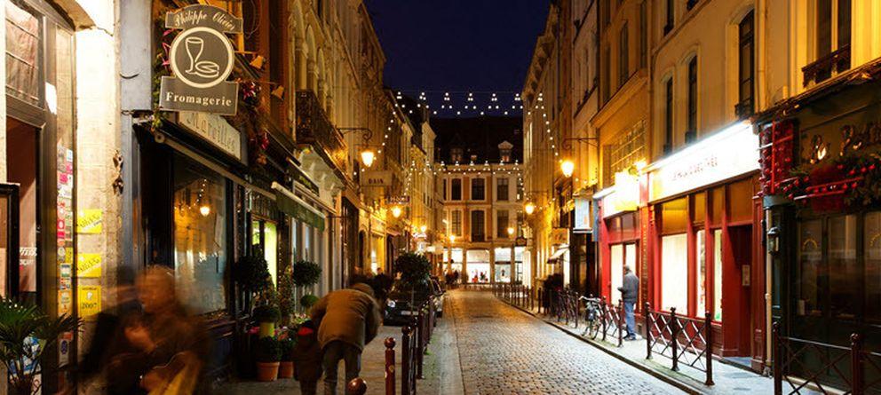 24 horas en Lille, la ciudad apacible
