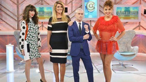 Telecinco dinamita 'Cámbiame': revolución en el programa... ¿sin Carlota Corredera ni los estilistas?