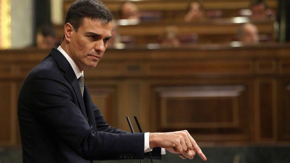 Lea el discurso completo de Pedro Sánchez durante la moción de censura