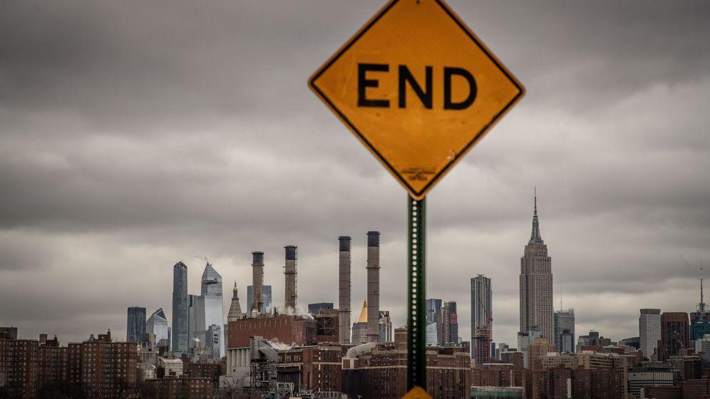 Foto: Nueva York, hoy (EFE)