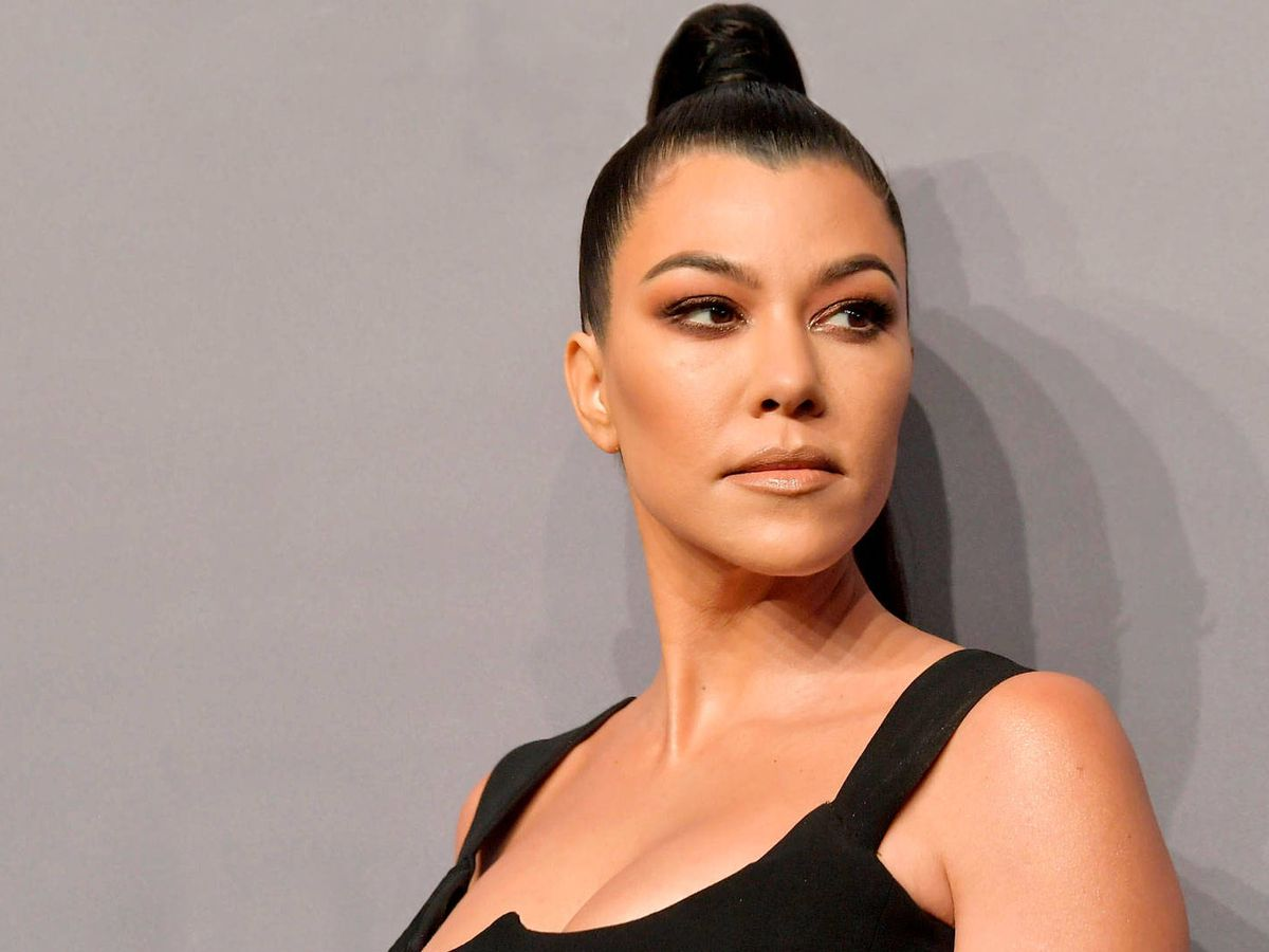 Foto: Kourtney Kardashian. (Getty)
