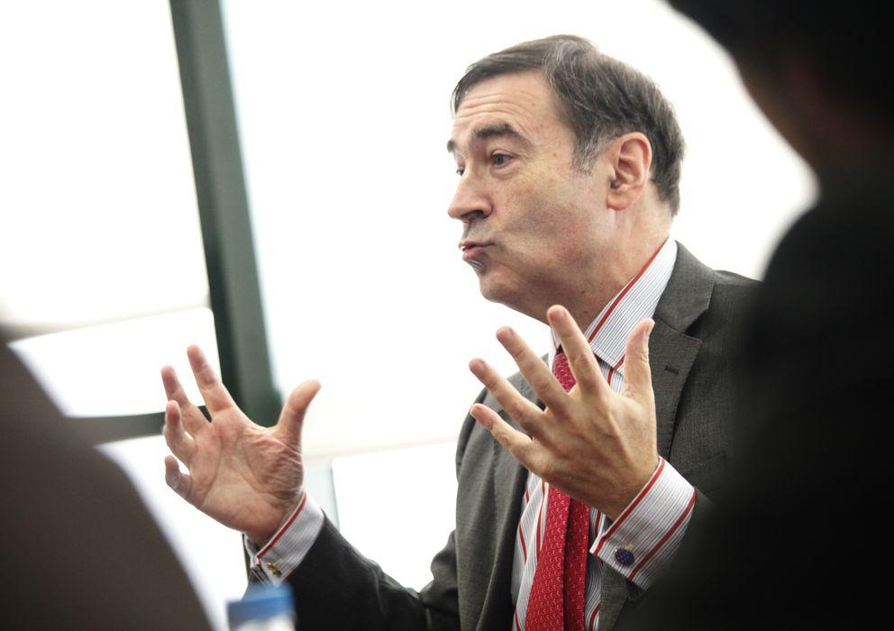 Foto: El director de 'El Mundo', Pedro J. Ramírez. (E. Villarino)