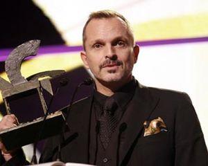 Miguel Bosé, Alejandro Sanz y Jarabe de Palo, nominados al Grammy