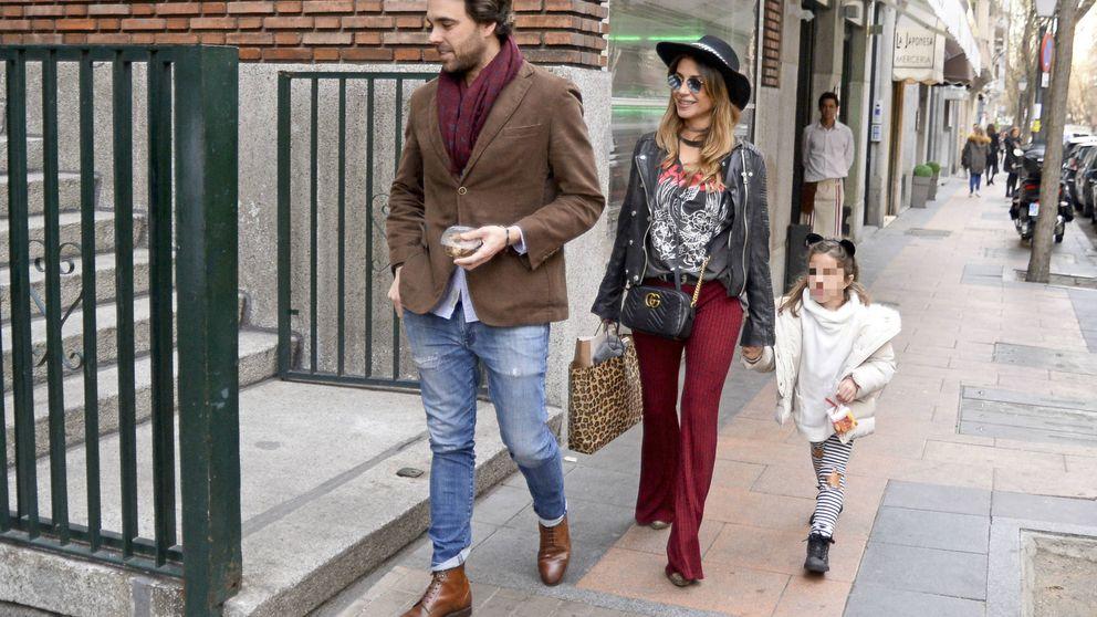 Elena Tablada celebra su 36 cumpleaños con su novio y su familia