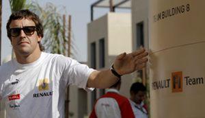 Foto: Alonso: Quería despedirme del equipo de forma seria