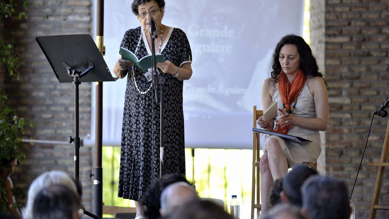 Muere Guadalupe Grande, la poeta sensible con linaje de artistas