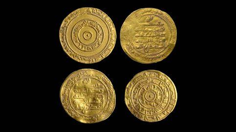 Hallan en la Ciudad Vieja de Jerusalén un tesoro de hace 1.000 años en una vasija