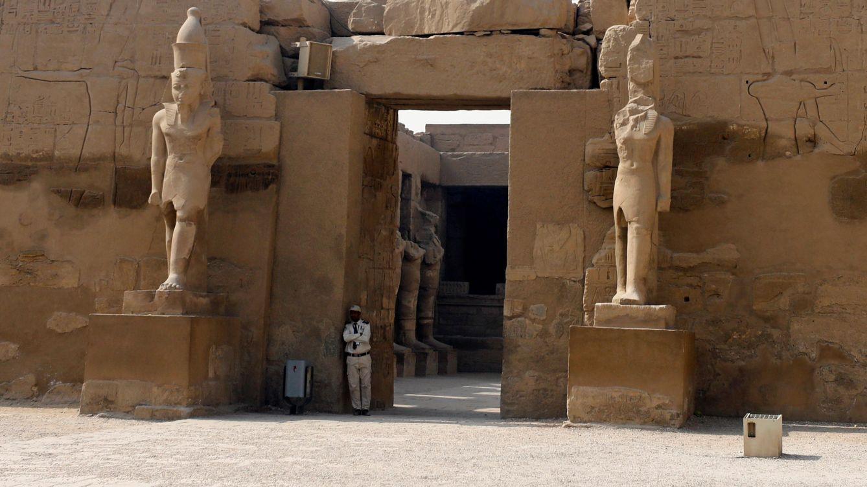 Descubren bajo la arena en Egipto la mayor ciudad jamás hallada perdida hace 3.000 años