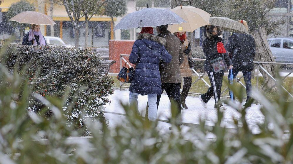 Foto: Provincias como Burgos, León o Asturias estarán en alerta el sábado por nevadas. (EFE)
