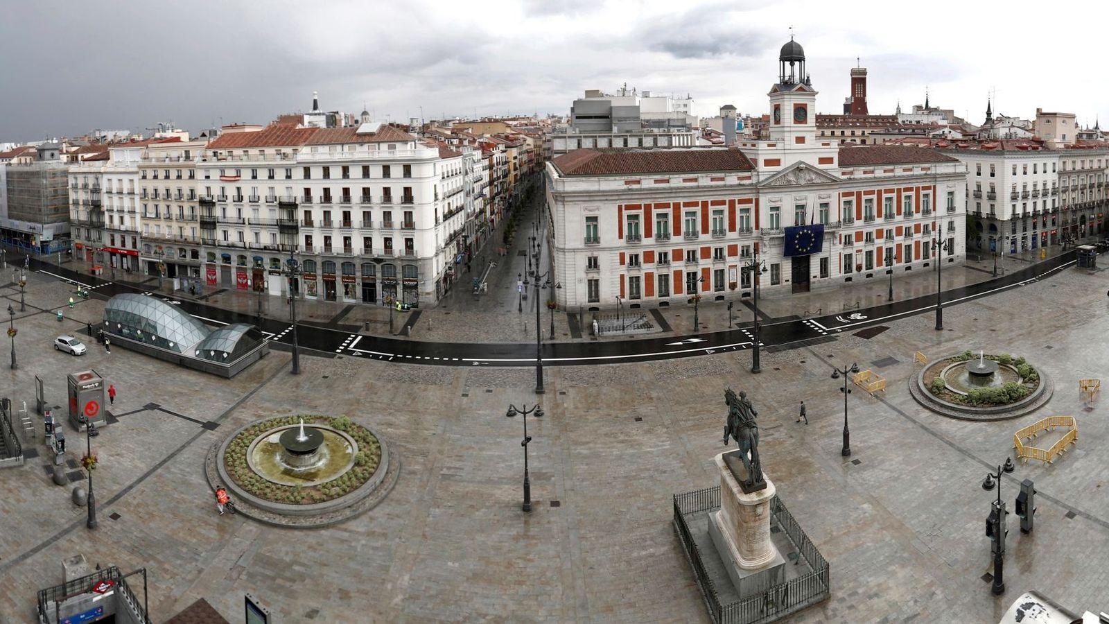 España salta a fase 1 salvo la Comunidad de Madrid, Barcelona y ...