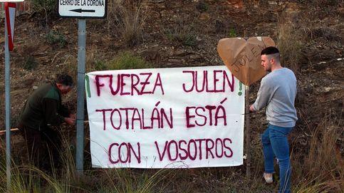 De las chucherías al pelo de Julen: cronología del rescate del niño en el pozo de Málaga