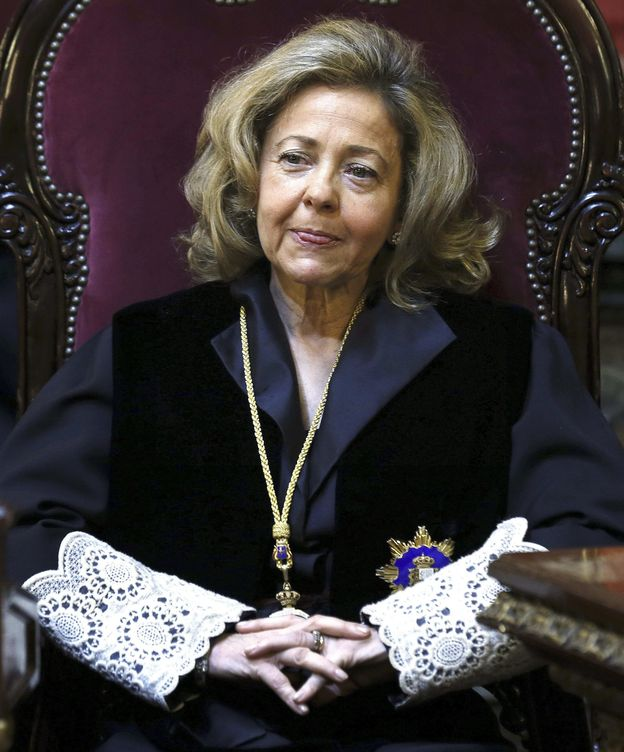 Foto: La fiscal general del Estado, Consuelo Madrigal. (EFE)