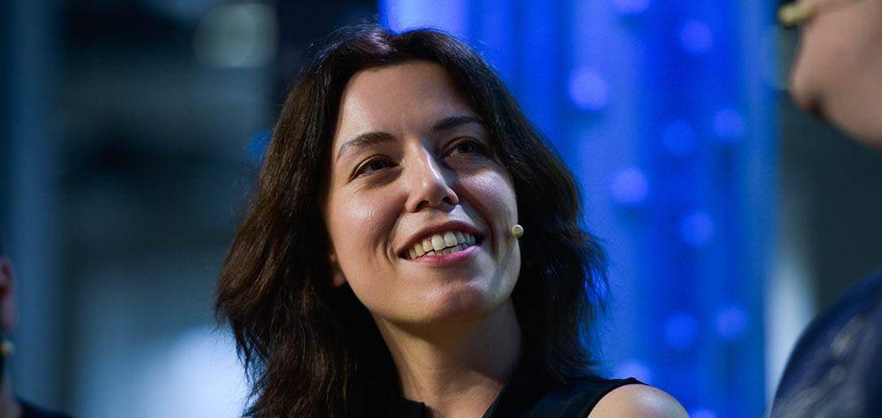 Foto: La periodista y escritora Marta Peirano. (Foto: Fundación Telefónica)