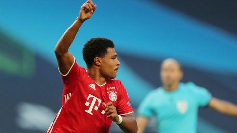 Gnabry, de descarte para el Arsenal a llevar al Bayern a la final de la Champions
