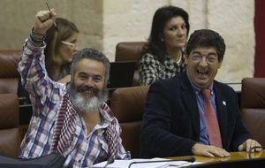 Gordillo, impulsor de los okupas: Hay que romper con la Junta