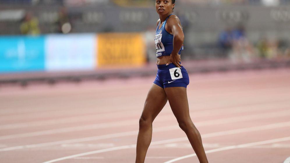 Foto: Las denuncias de Allyson Felix (en la imagen) y otras atletas consiguieron que Nike cambiara su política con las embarazadas. (Reuters)