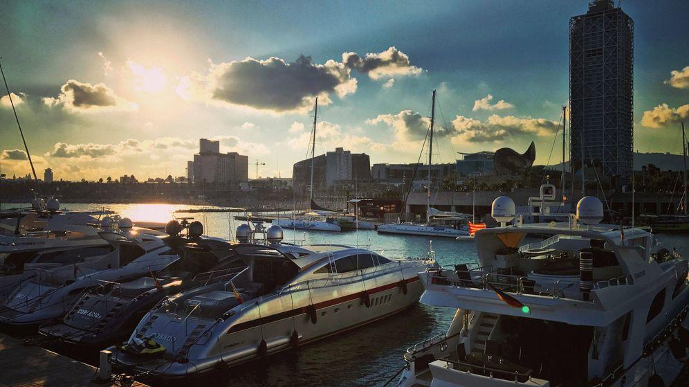 Foto: Puerto de Barcelona. (iStock)