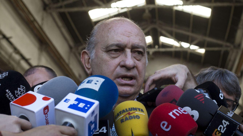 Fernández Díaz, al director de Antifraude: Esto la Fiscalía te lo afina