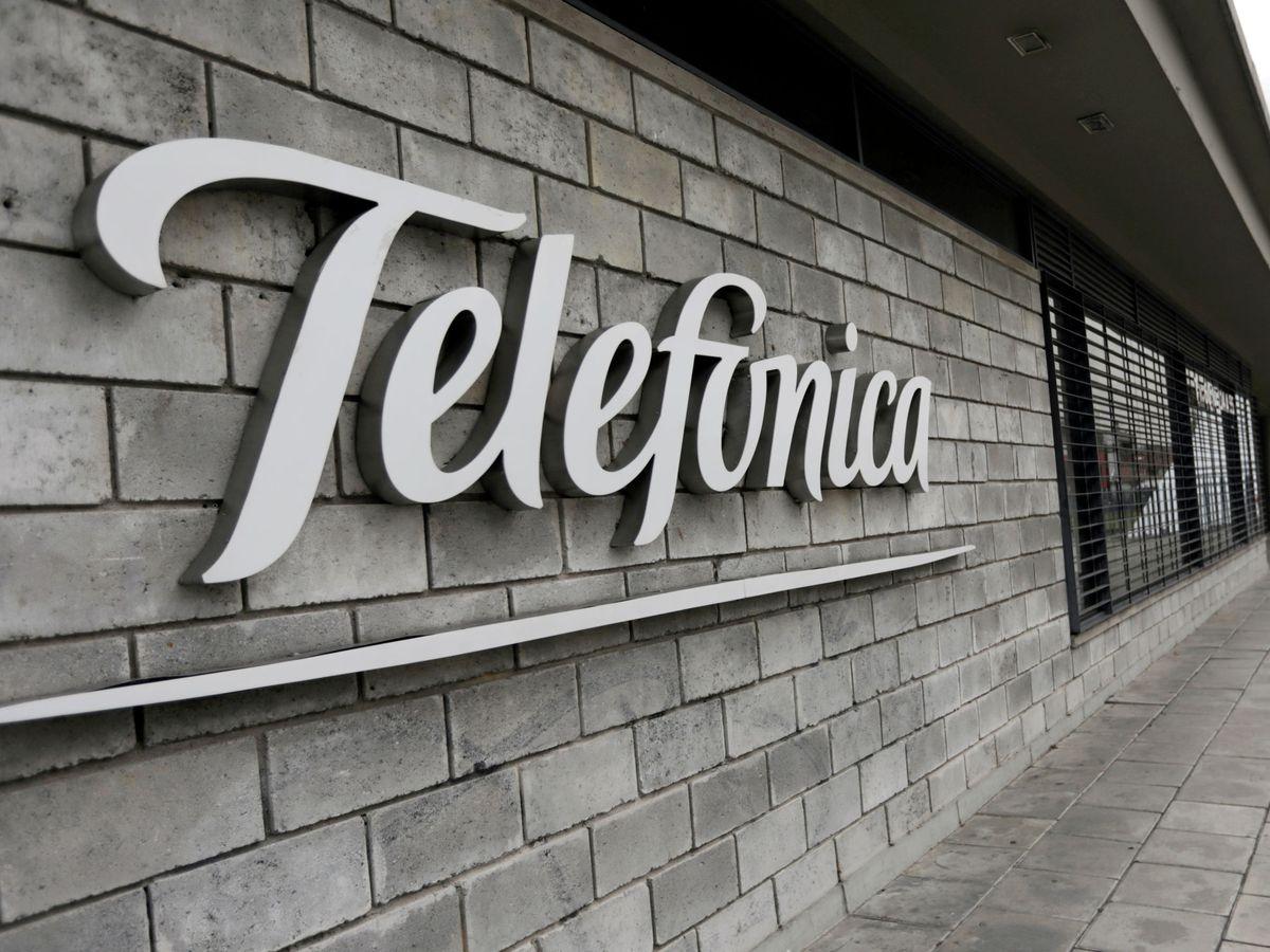 Foto: Edificio de Telefónica.