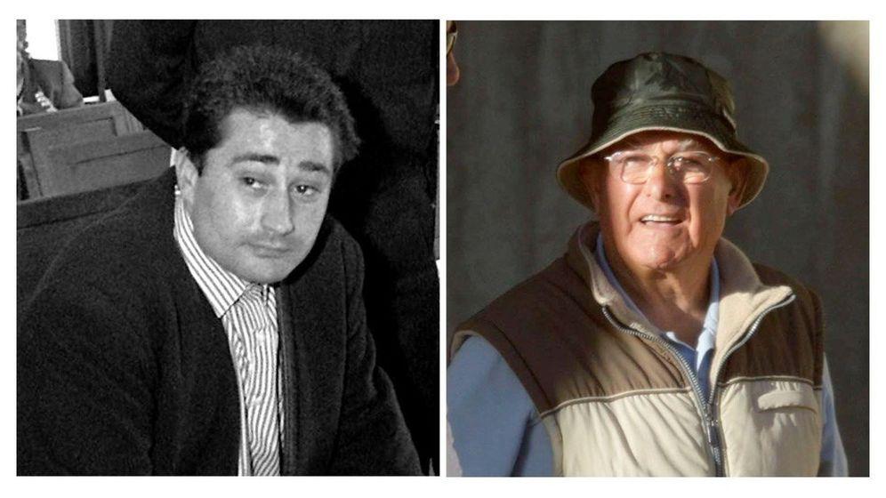 Foto: Combo de fotografías de archivo de Manuel Charlín Gama (d) y el mayor de sus hijos varones, Melchor. (EFE)