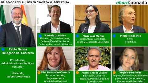 Dimite 24 horas después la delegada de la Junta en Granada que nombró Cs