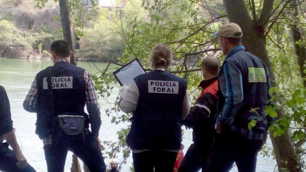 Foto: Encuentran el cadáver de un amujer en Pamplona que podría pertenecer a la desaparecida el pasado 27 de mayo (Efe)