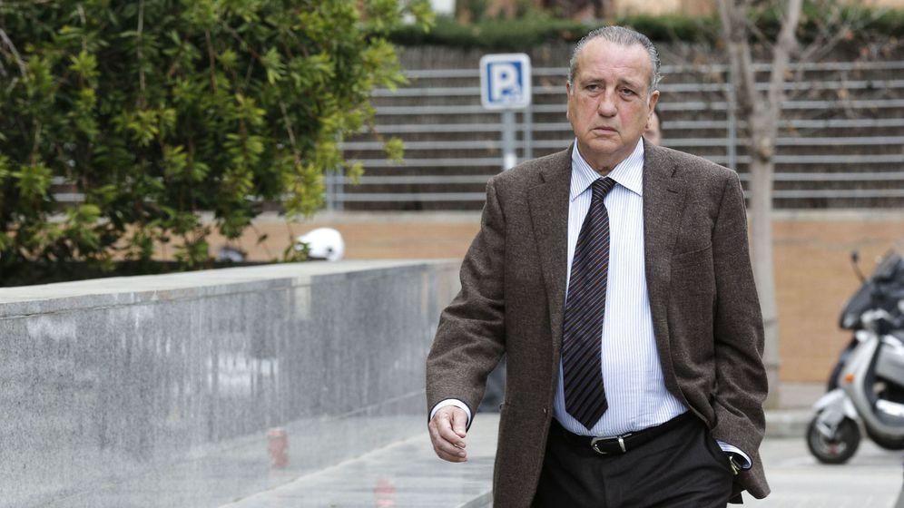 Foto: El empresario y presidente del Villarreal CF, Fernando Roig. (EFE)