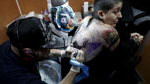 Tatuadores internacionales en Pamplona