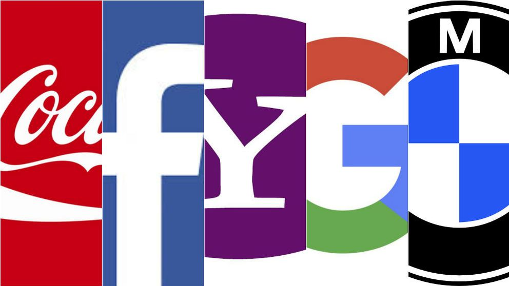 El rojo para Coca-Cola y el morado para Yahoo: ¿por qué eligieron estos colores?