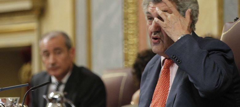Foto: El presidente del Congreso, Jesús Posada (EFE).