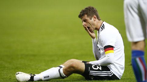 El brutal 'zasca' de San Marino a Müller: Ni contra equipos pequeños marcas