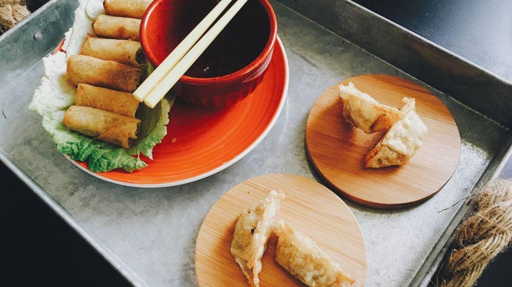 Foto: Di no a la comida china para llevar. (iStock)