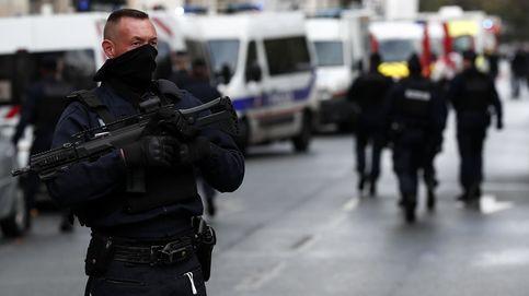 Detenido el autor principal del ataque cerca de la antigua sede de 'Charlie Hebdo'