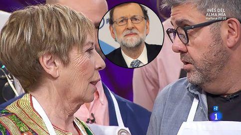 Hachazo a Mariano Rajoy a manos de Flo y Villalobos en 'Masterchef Celebrity'