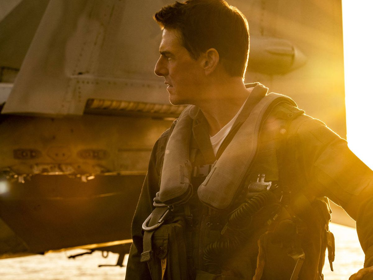 Foto: Tom Cruise quiere ser el primer actor en rodar en el espacio. (Paramount)