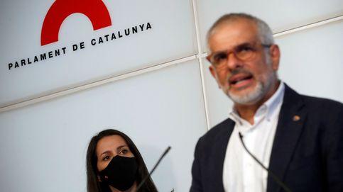 Ciudadanos pide a Iceta no repetir un tripartito en Cataluña, antesala del 'procés'