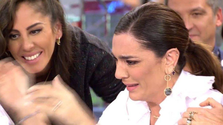 Raquel Bollo se reconcilia con 'Sálvame': Ya sabéis que yo a veces me enfado