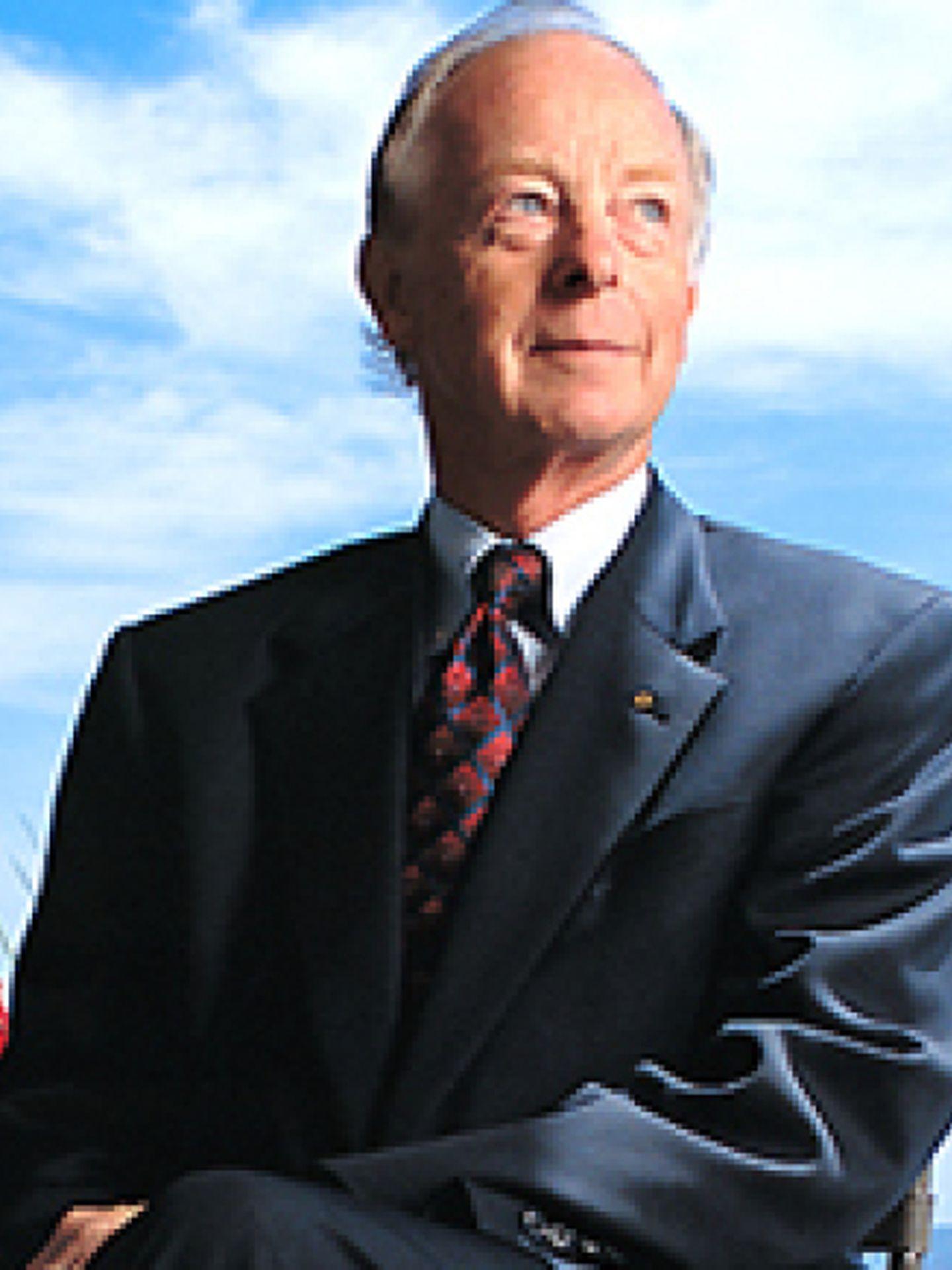 Donald P. Nielsen. (Harvard)